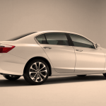 Новая Honda Accord 2013